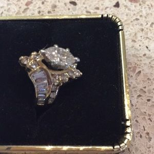 Unknown Jewelry - Diamond Engagement Ring